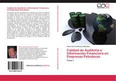 Copertina di Calidad de Auditoría e Información Financiera en Empresas Petroleras