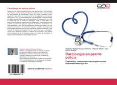 Cardiologia en perros policia的封面