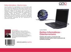 Couverture de Delitos Informáticos - Ciberterrorismo