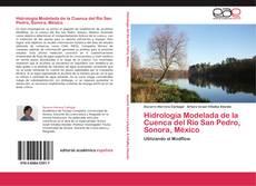 Bookcover of Hidrología Modelada de la Cuenca del Río San Pedro, Sonora, México