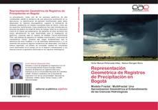 Representación Geométrica de Registros de Precipitación en Bogotá的封面