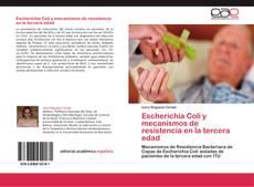 Portada del libro de Escherichia Coli y mecanismos de resistencia en la tercera edad