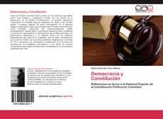 Bookcover of Democracia y Constitución