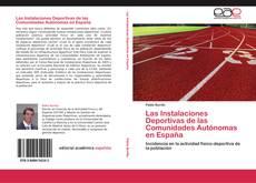 Capa do livro de Las Instalaciones Deportivas de las Comunidades Autónomas en España
