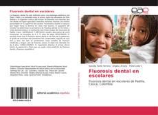 Fluorosis dental en escolares kitap kapağı