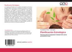 Bookcover of Planificación Estratégica