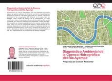 Capa do livro de Diagnóstico Ambiental de la Cuenca Hidrográfica del Río Ayampe