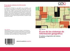 Portada del libro de El uso de los sistemas de información geográfica