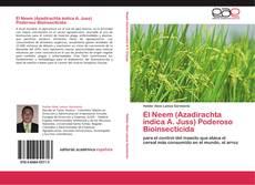 Bookcover of El Neem (Azadirachta indica A. Juss) Poderoso Bioinsecticida