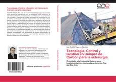 Copertina di Tecnología, Control y Gestión en Compra de Carbón para la siderurgia.
