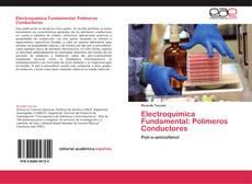 Portada del libro de Electroquímica Fundamental: Polímeros Conductores
