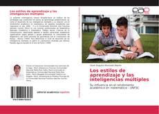 Couverture de Los estilos de aprendizaje y las inteligencias múltiples