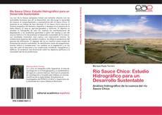 Borítókép a  Río Sauce Chico: Estudio Hidrográfico para un Desarrollo Sustentable - hoz