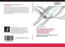 Portada del libro de Herramientas para   la gestión por el   conocimiento