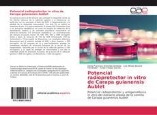 Couverture de Potencial radioprotector in vitro de Carapa guianensis Aublet