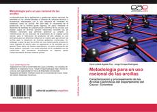 Bookcover of Metodología para un uso racional de las arcillas