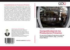Обложка Competitividad de los Productores Primarios