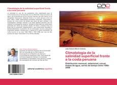 Bookcover of Climatología de la salinidad superficial frente a la costa peruana