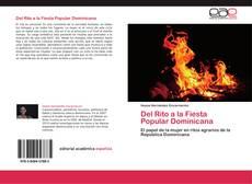 Bookcover of Del Rito a la Fiesta Popular Dominicana