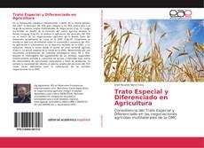 Portada del libro de Trato Especial y Diferenciado en Agricultura