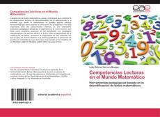 Bookcover of Competencias Lectoras en el Mundo Matemático