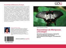 Couverture de Ensamblaje de Mariposas y Ecología