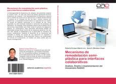 Bookcover of Mecanismo de remodelación semi-plástica para interfaces colaborativas