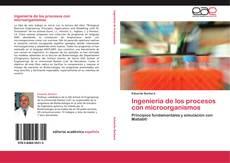 Borítókép a  Ingeniería de los procesos con microorganismos - hoz
