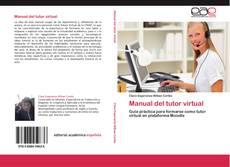 Capa do livro de Manual del tutor virtual