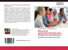 Обложка Manual de autoentrenamiento para Dirigentes de Empresas