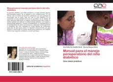 Обложка Manual para el manejo perioperatorio del niño diabético