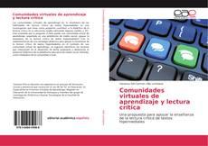 Capa do livro de Comunidades virtuales de aprendizaje y lectura crítica