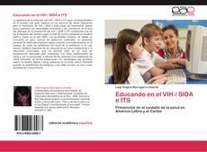 Bookcover of Educando en el VIH / SIDA e ITS