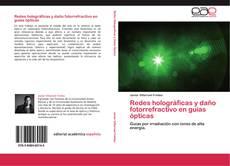 Portada del libro de Redes holográficas y daño fotorrefractivo en guías ópticas