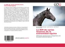 Bookcover of La IRM de varias lesiones de la extremidad equina