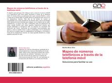 Mapeo de números telefónicos a través de la telefonía móvil kitap kapağı