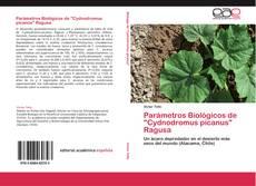 "Portada del libro de Parámetros Biológicos de ""Cydnodromus picanus"" Ragusa"