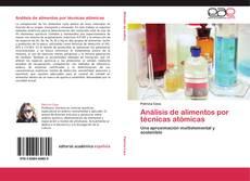 Copertina di Análisis de alimentos por técnicas atómicas