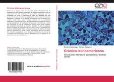 Copertina di Crónica latinoamericana