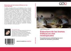Borítókép a  Estructura de las tramas tróficas en ríos neotropicales - hoz