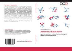 Portada del libro de Persona y Educación