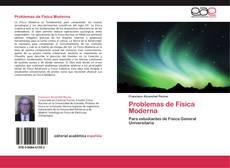 Capa do livro de Problemas de Física Moderna