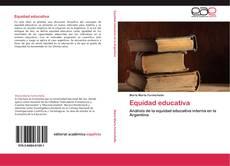 Portada del libro de Equidad educativa