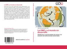 Portada del libro de La OMC y el mundo en desarrollo