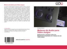 Buchcover von Motores de Audio para Video Juegos