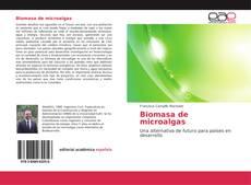 Bookcover of Biomasa de microalgas