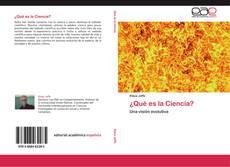Bookcover of ¿Qué es la Ciencia?