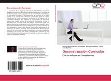 Capa do livro de Deconstrucción Curricular
