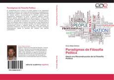 Capa do livro de Paradigmas de Filosofía Política