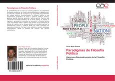 Bookcover of Paradigmas de Filosofía Política
